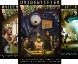 Unidentified Funny Objects Annual Anthology Series of Humorous SF/F (8 Book Series)