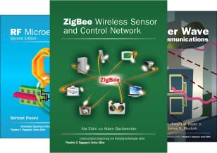 Communications Engineering & Emerging Technology Series from Ted Rappaport (4 Book Series)