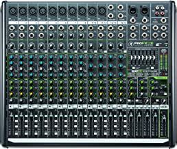 Best mackie mixer 16 channel Reviews