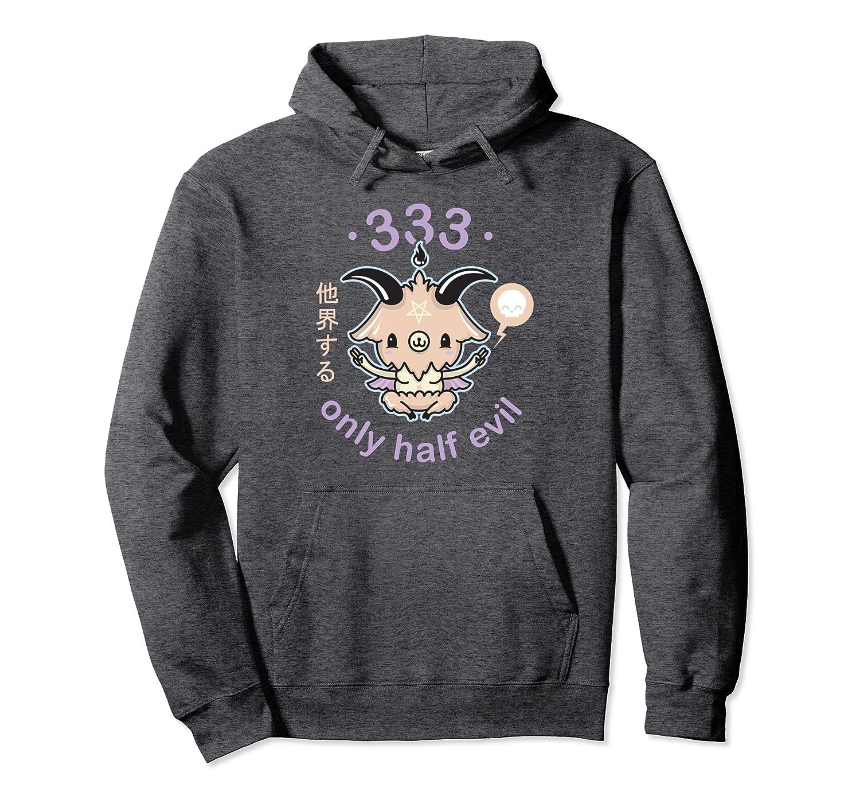 Amazon.com Pastel Goth 333 Only Half Evil , Kawaii Baphomet