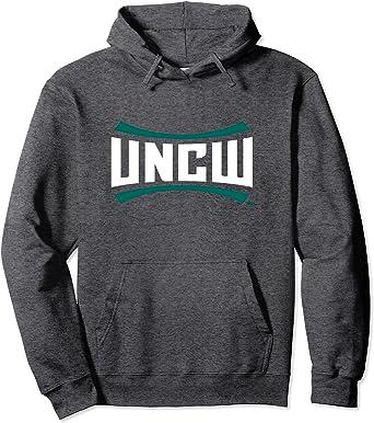 UNCW Seahawks NCAA Womens Fleece Hoodie PPNCW010