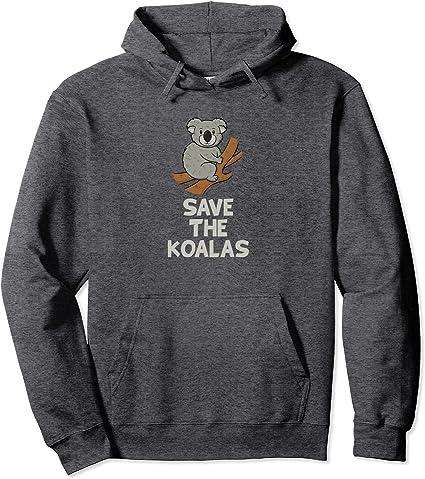 Save the Koalas Australia Sweatshirt