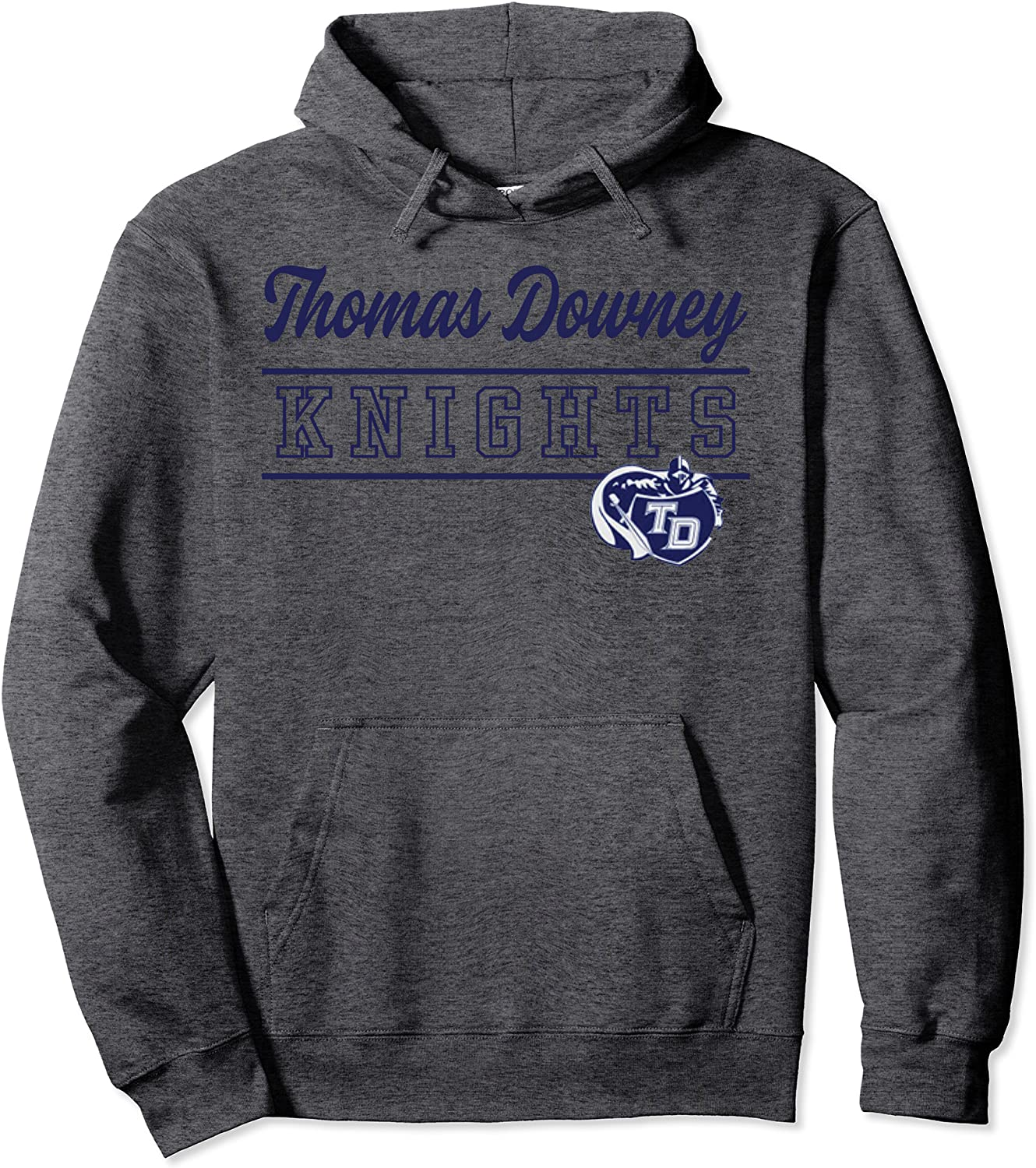 Thomas Downey 55% OFF High School C4 Hoodie service Pullover Knights
