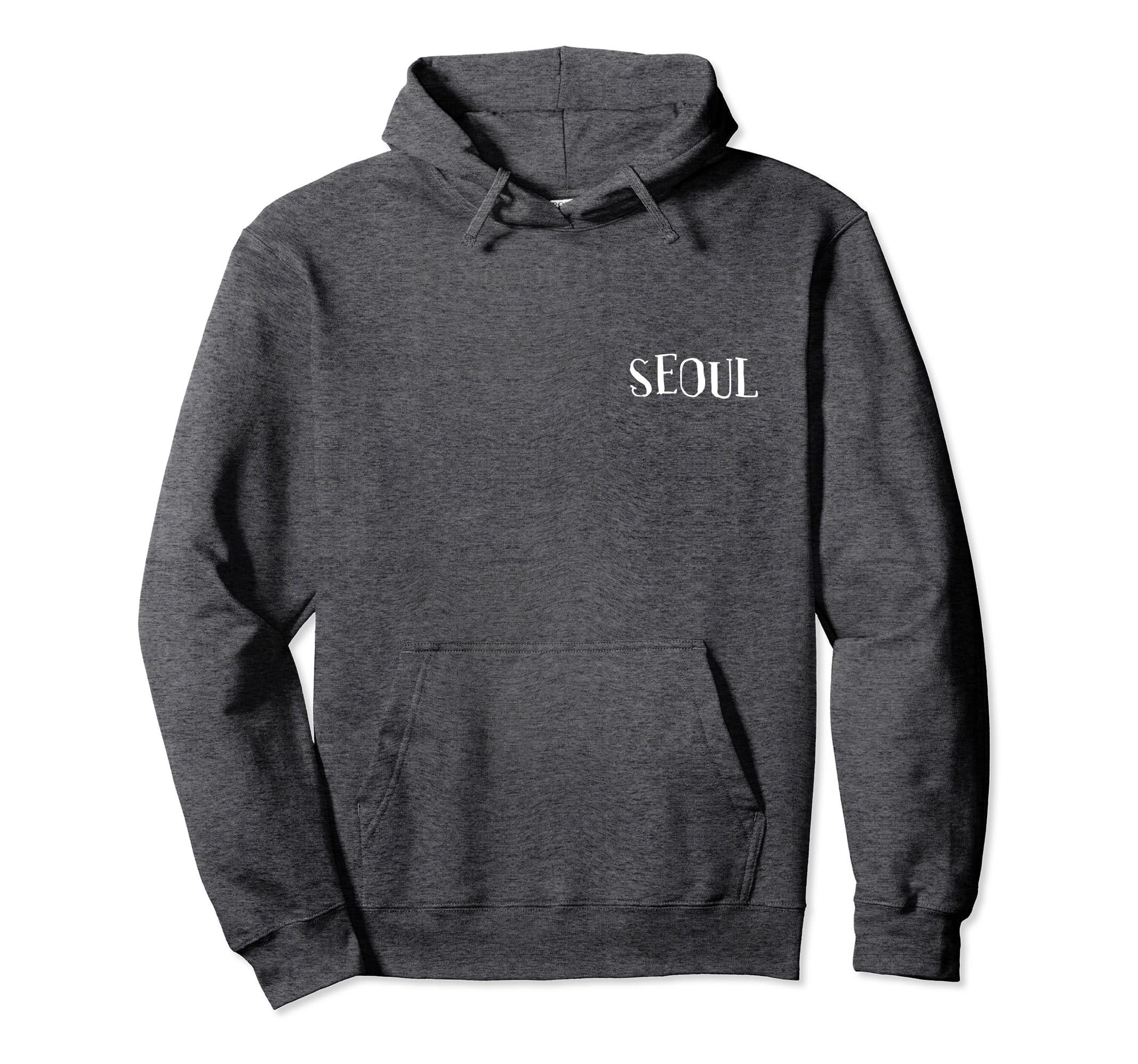 Amazon Kpop Sweatshirt Jungkook Seoul Fan Merchandise Gift Clothing
