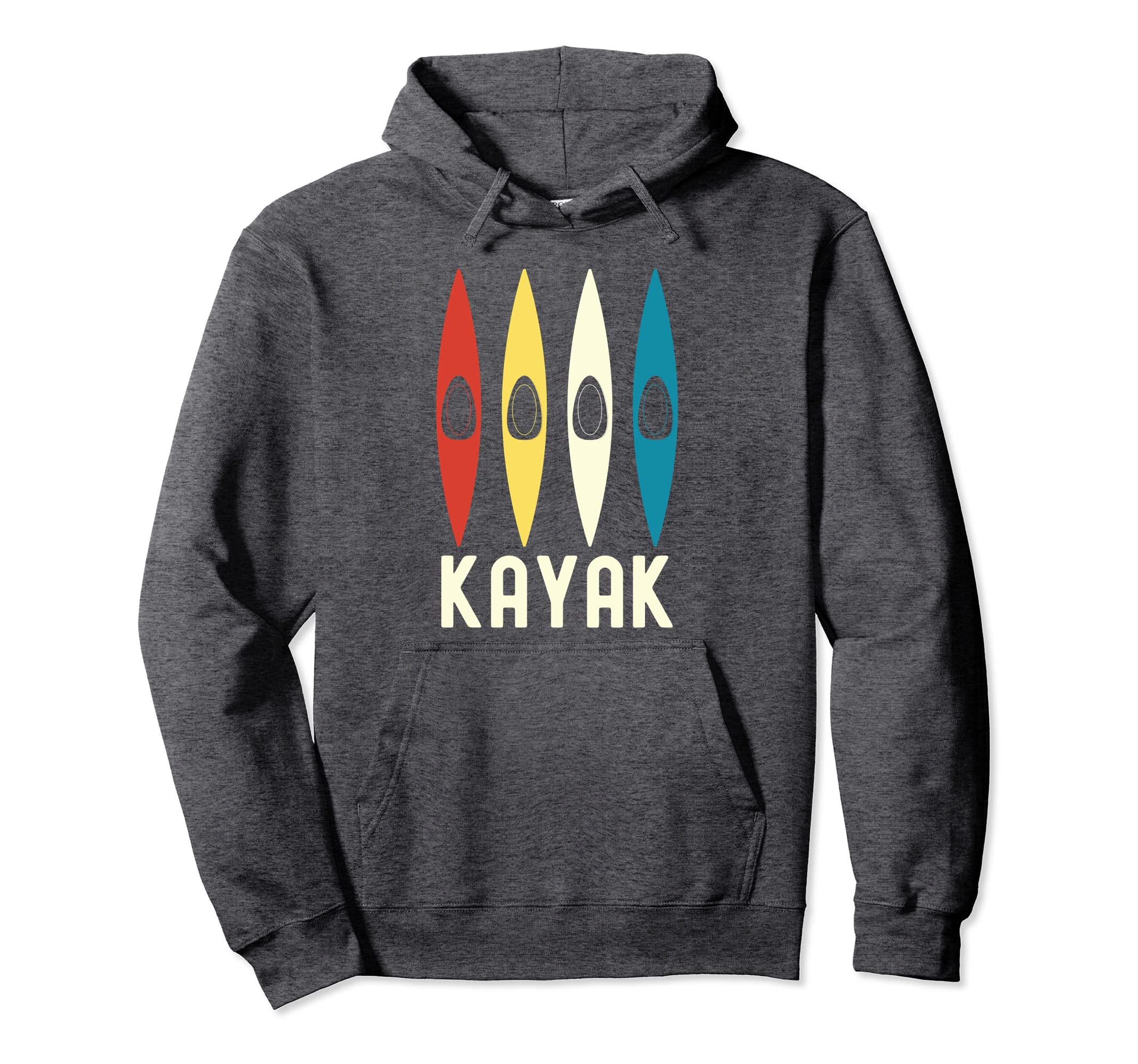 Amazoncom Kayak Kayaking Vintage Hoodie Gift For Kayaker