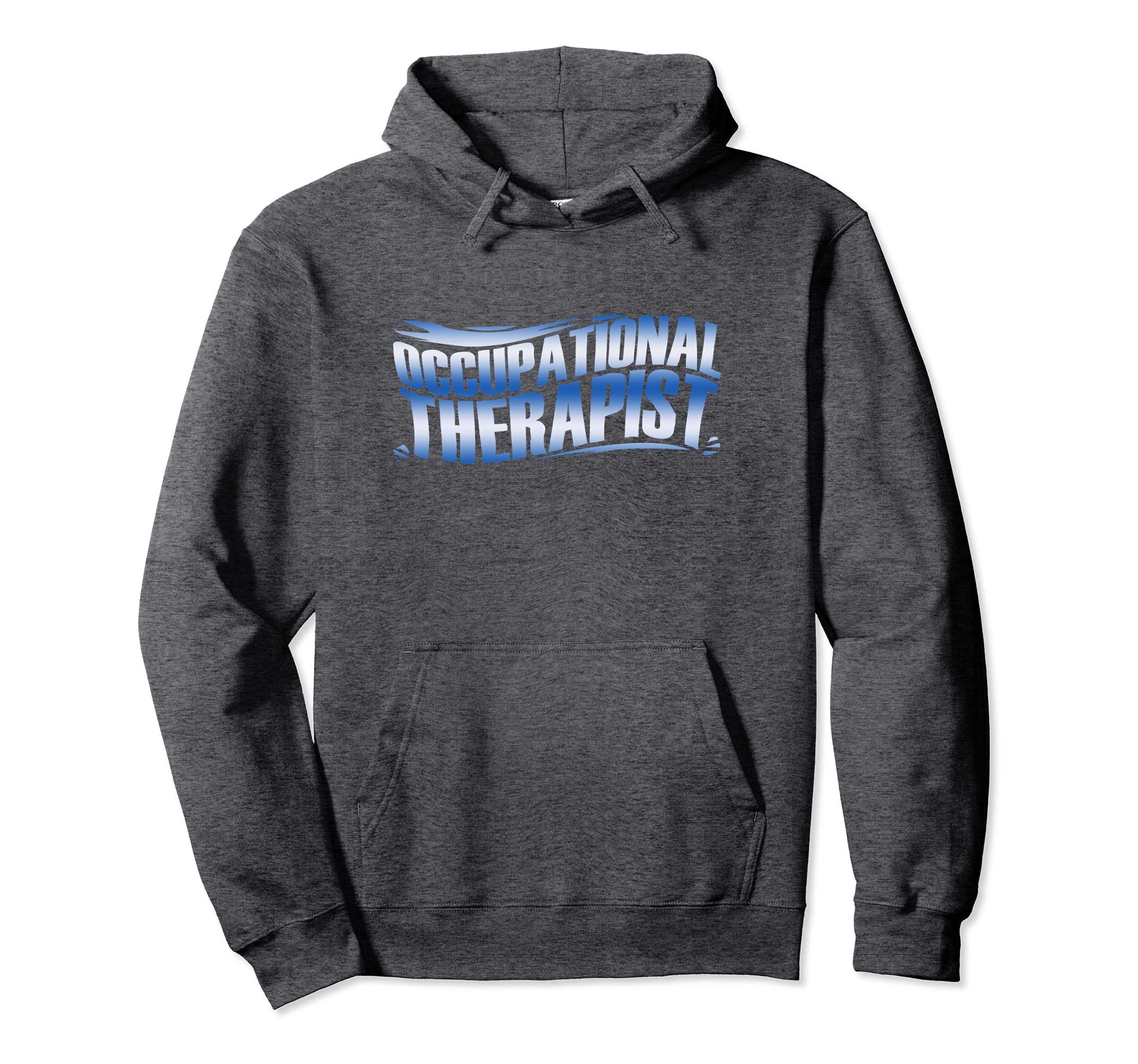 Occupational Therapist Hoodie OT Therapy Blue Design-SFL