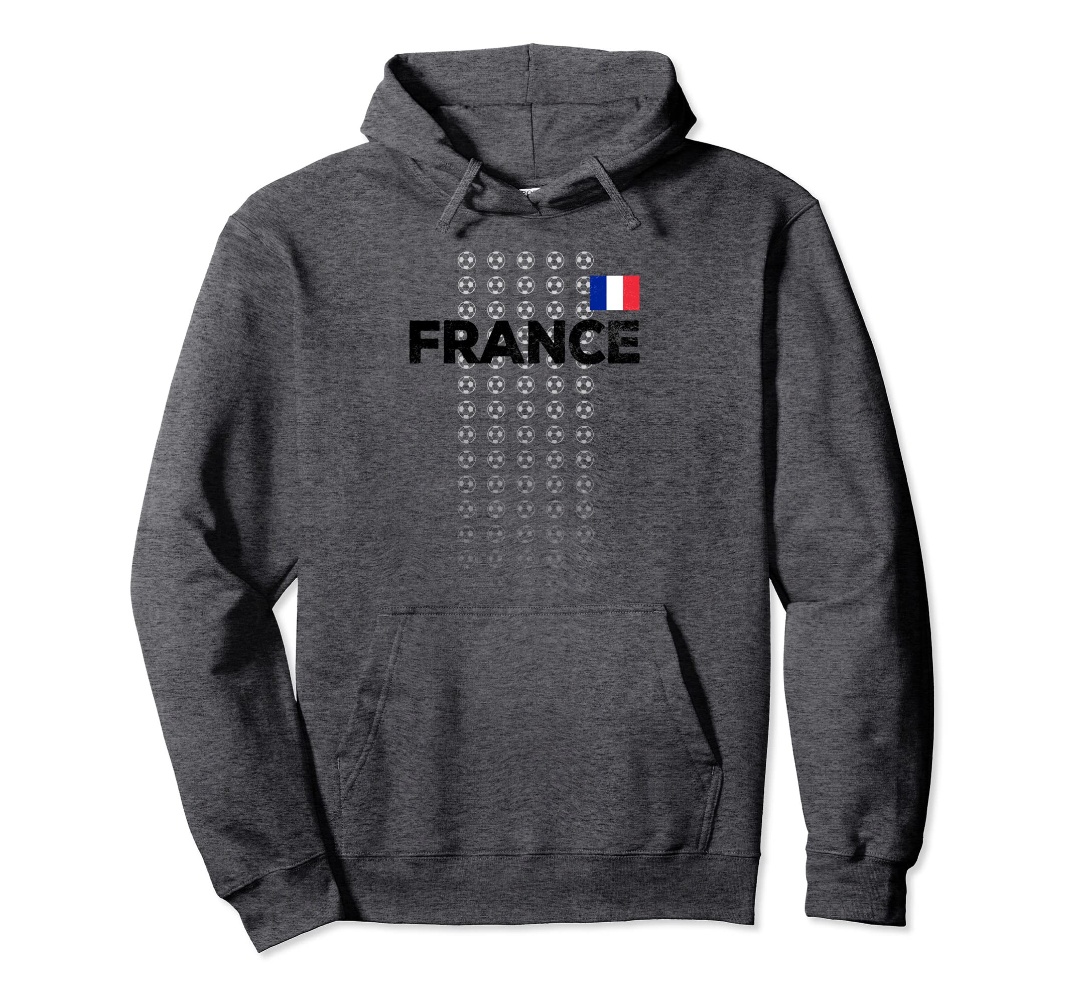 sports shoes b4517 5e407 Amazon.com: France Soccer Team Hoodie Top French Football ...