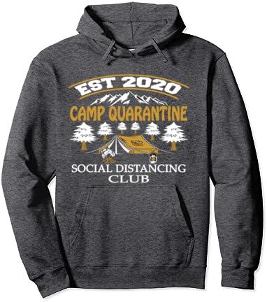 Social Distance Gift Top Quarantine champion Jumper Quarantine And Chill