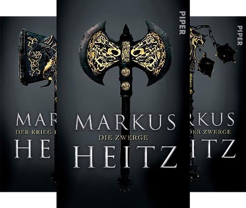 Die Zwerge (Reihe in 5 Bänden)