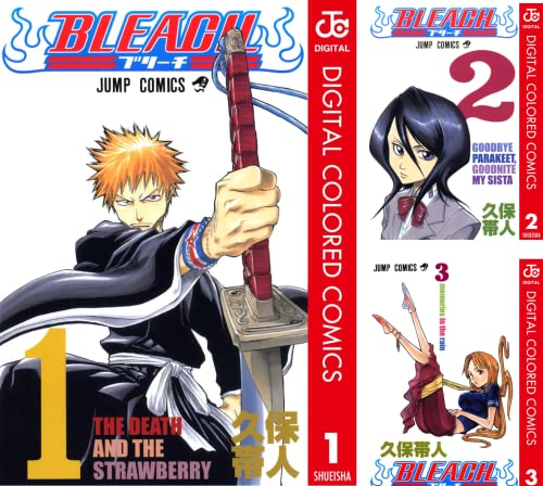 Bleach アニメ 化