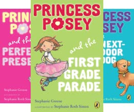 Princess Posey, First Grader (12 Book Series)