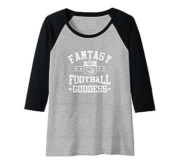 Amazon.com: Camiseta de fútbol para mujer, divertida ...