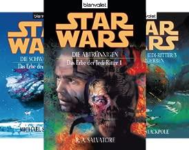 Das Erbe der Jedi Ritter (Reihe in 19 Bänden)