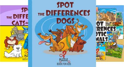 Games, Puzzles, Mazes, Dot to Dot, Maths, Word Search, and Problem-Solving Books (3 Book Series)