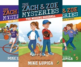Zach and Zoe Mysteries (6 Book Series)