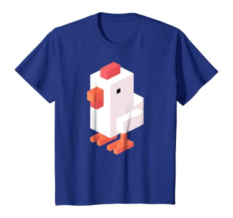Crossy Road Deal With It Boy/'s T-Shirt