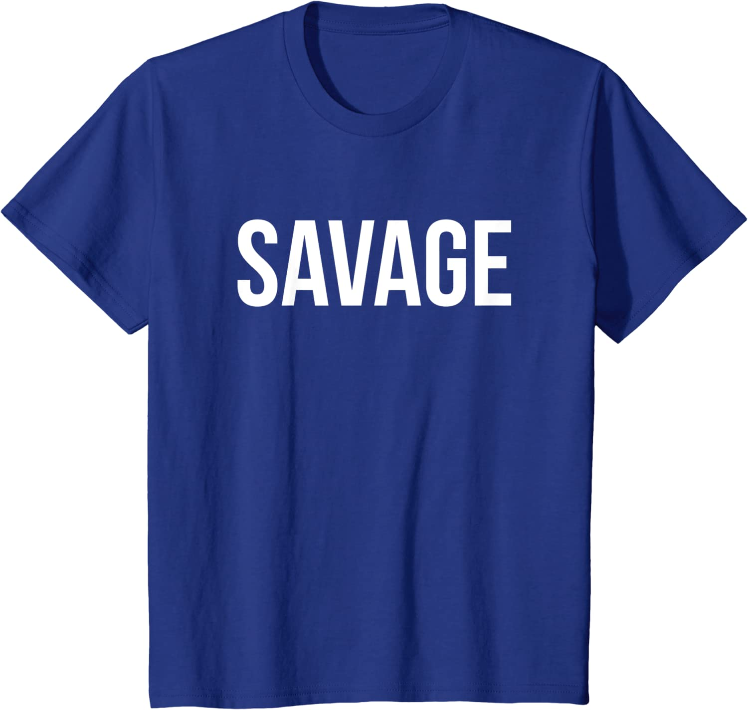 Savage T Shirt Clothing Amazon Com