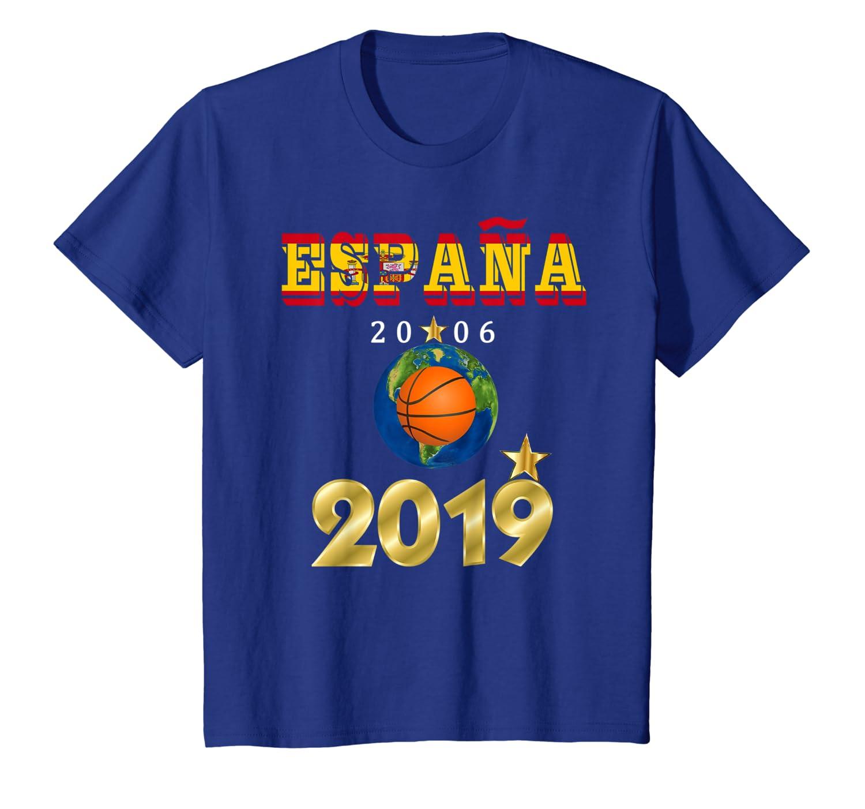 Amazon.com: Spanish Basketball Team WORLD champion 2019 T ...