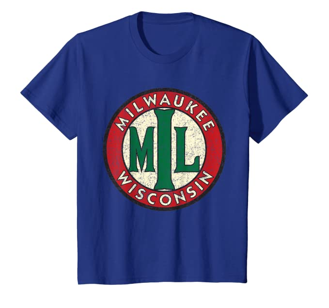 Amazon.com: Milwaukee - Camiseta de manga corta, diseño ...