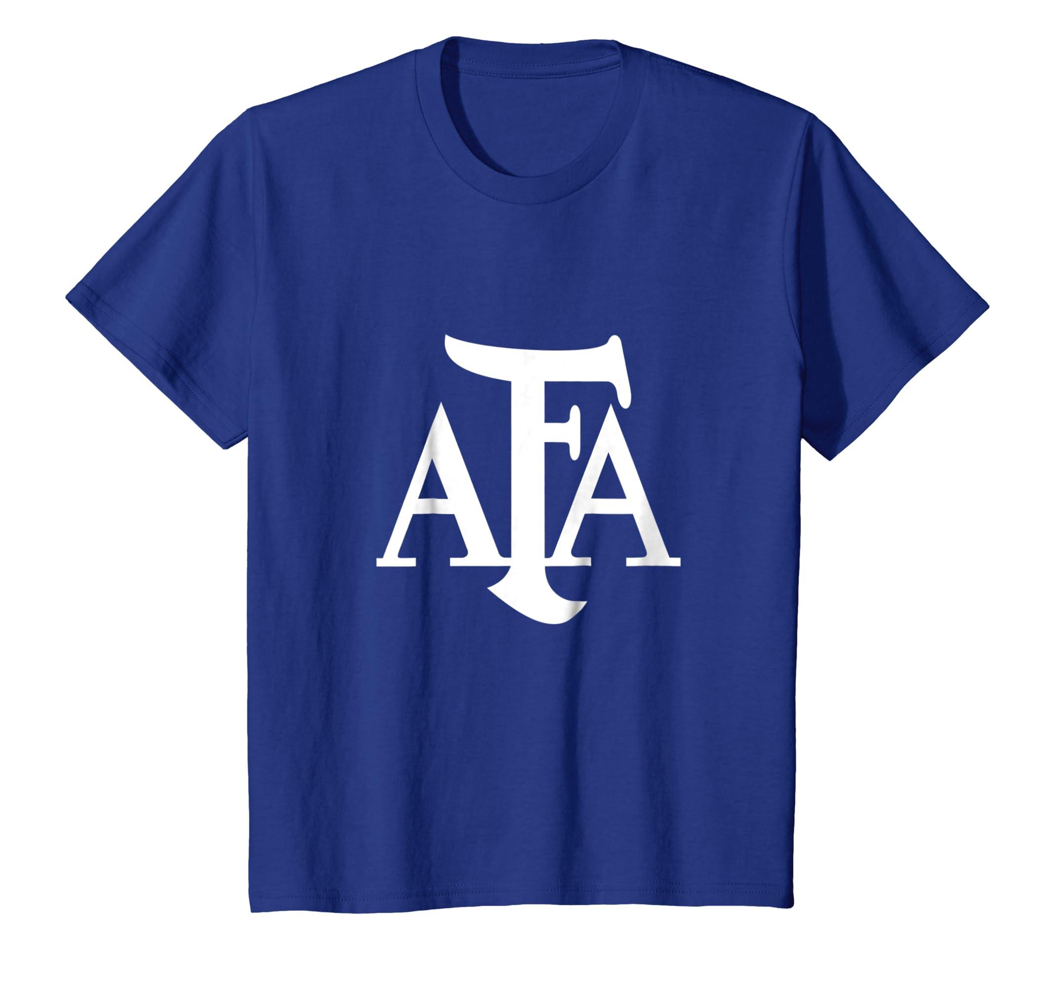 Amazon.com: Seleccion Argentina de Futbol Camiseta TShirt Jersey Mundial: Clothing