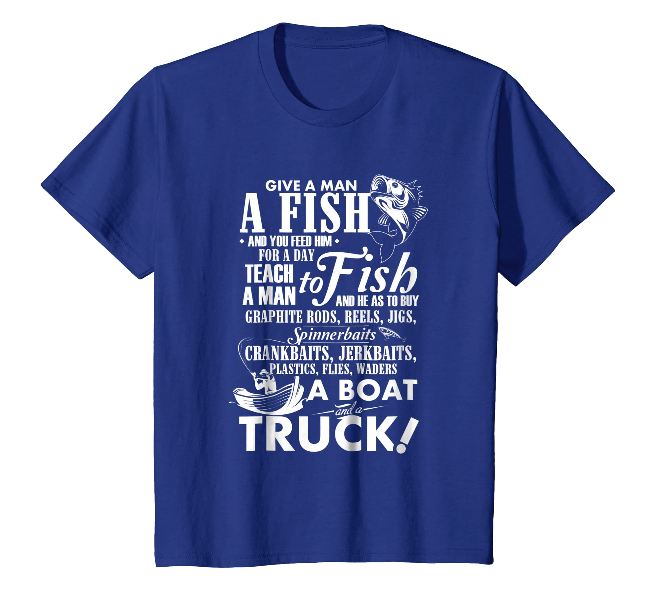 What can you give a fishing lover 21