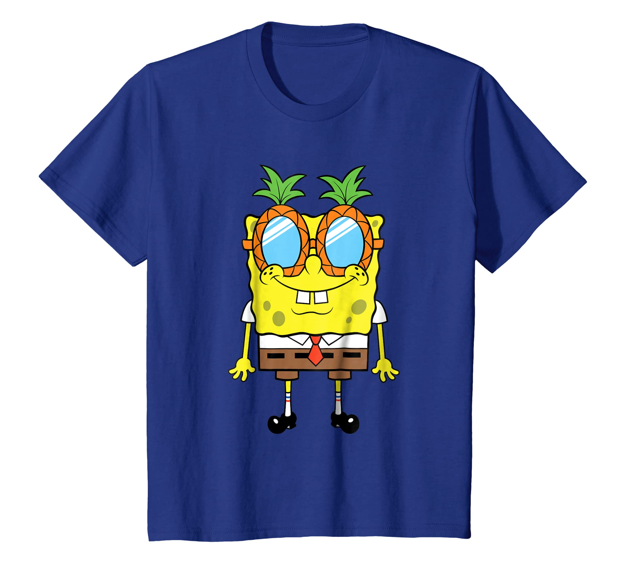 0bf736a93da6 Nickelodeon spongebob squarepants pineapple glasses shirt clothing png  2140x2000 Spongebob squarepants with glasses
