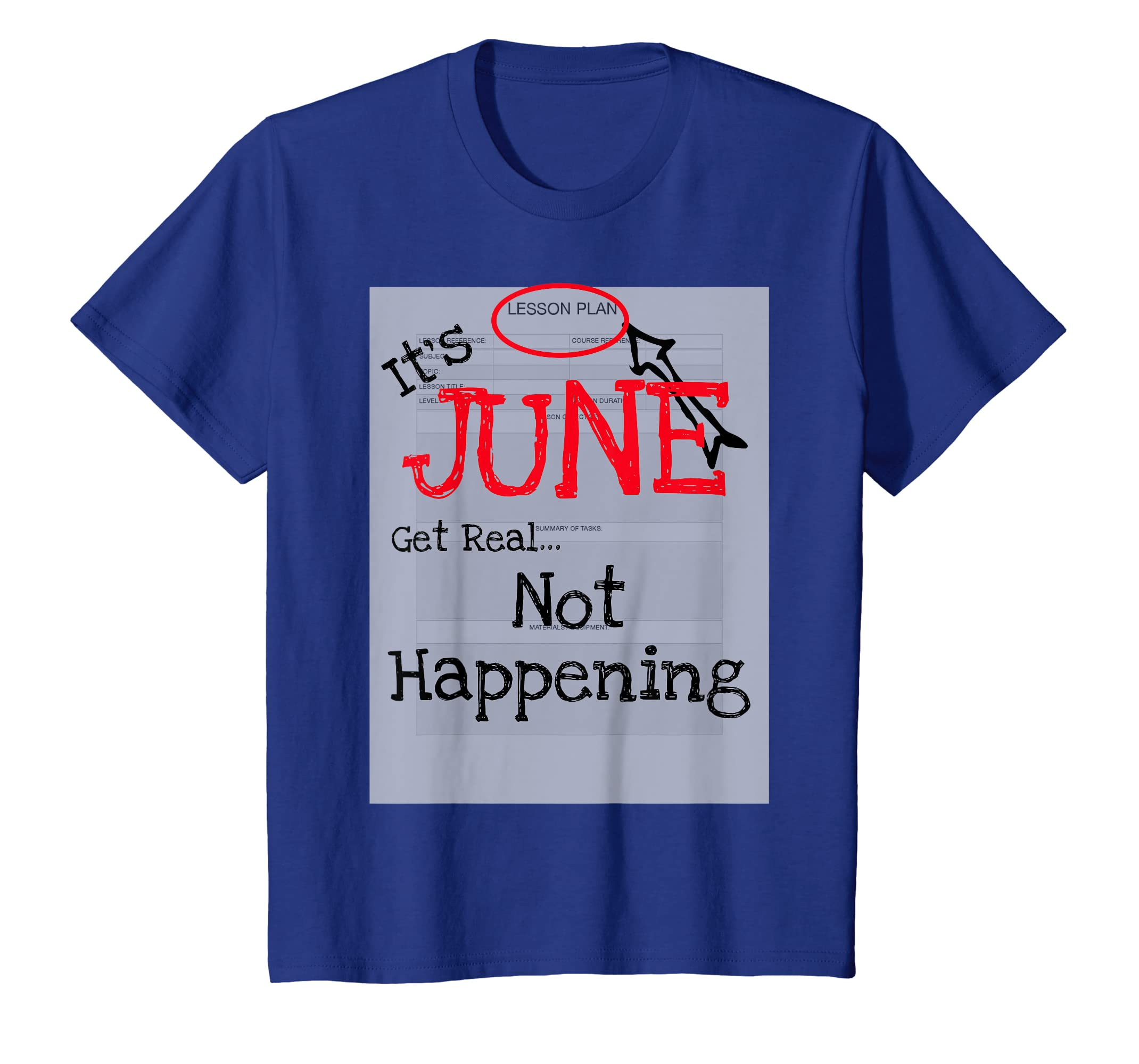 Amazon com: It's June, Get Real  Not Happening lesson plan