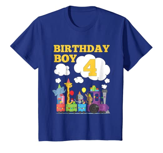 Image Unavailable Not Available For Color Kids Train Birthday Shirt