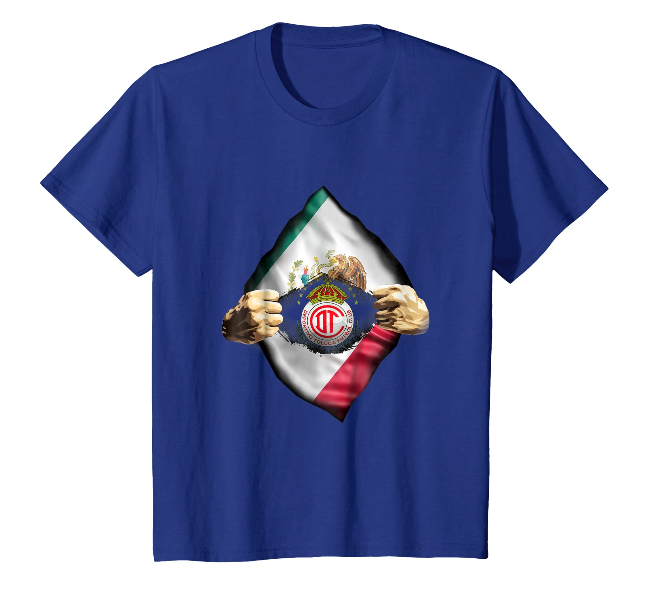 Amazon.com: Toluca Shirt Heartbeat Love Funny Fan- Toluca fc T-Shirt: Clothing