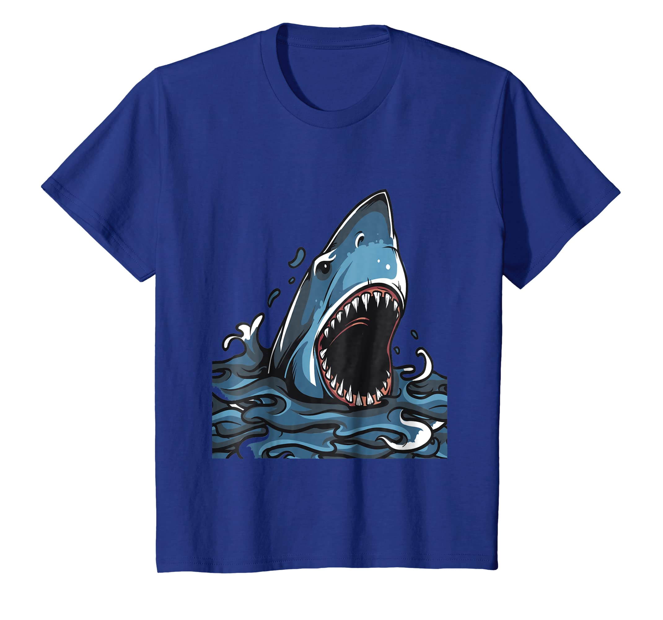 Amazon com: Show Your Love Of Sharks By Wearing This Cool T