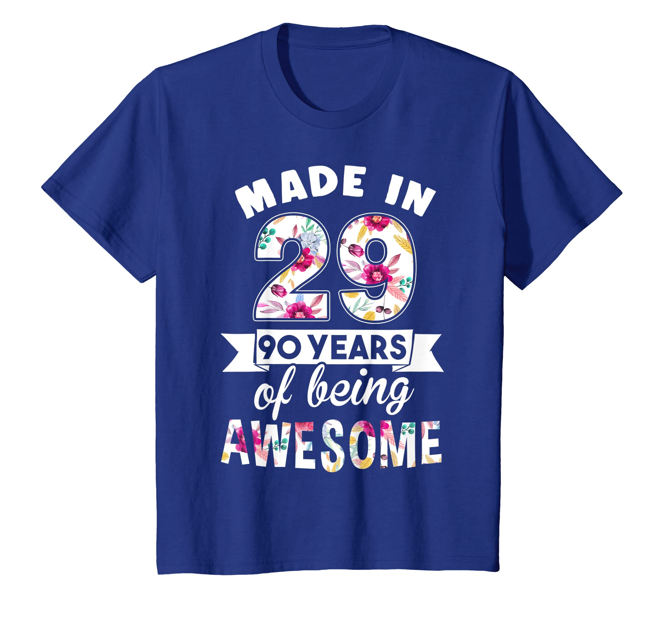 Amazon Womens Sweet Ninety T Shirt 90th Birthday Tee Gifts Clothing