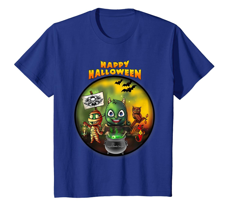 ec16761bb Amazon.com: Halloween T-Shirts - Scary & Funny Halloween Costume T-Shirt:  Clothing