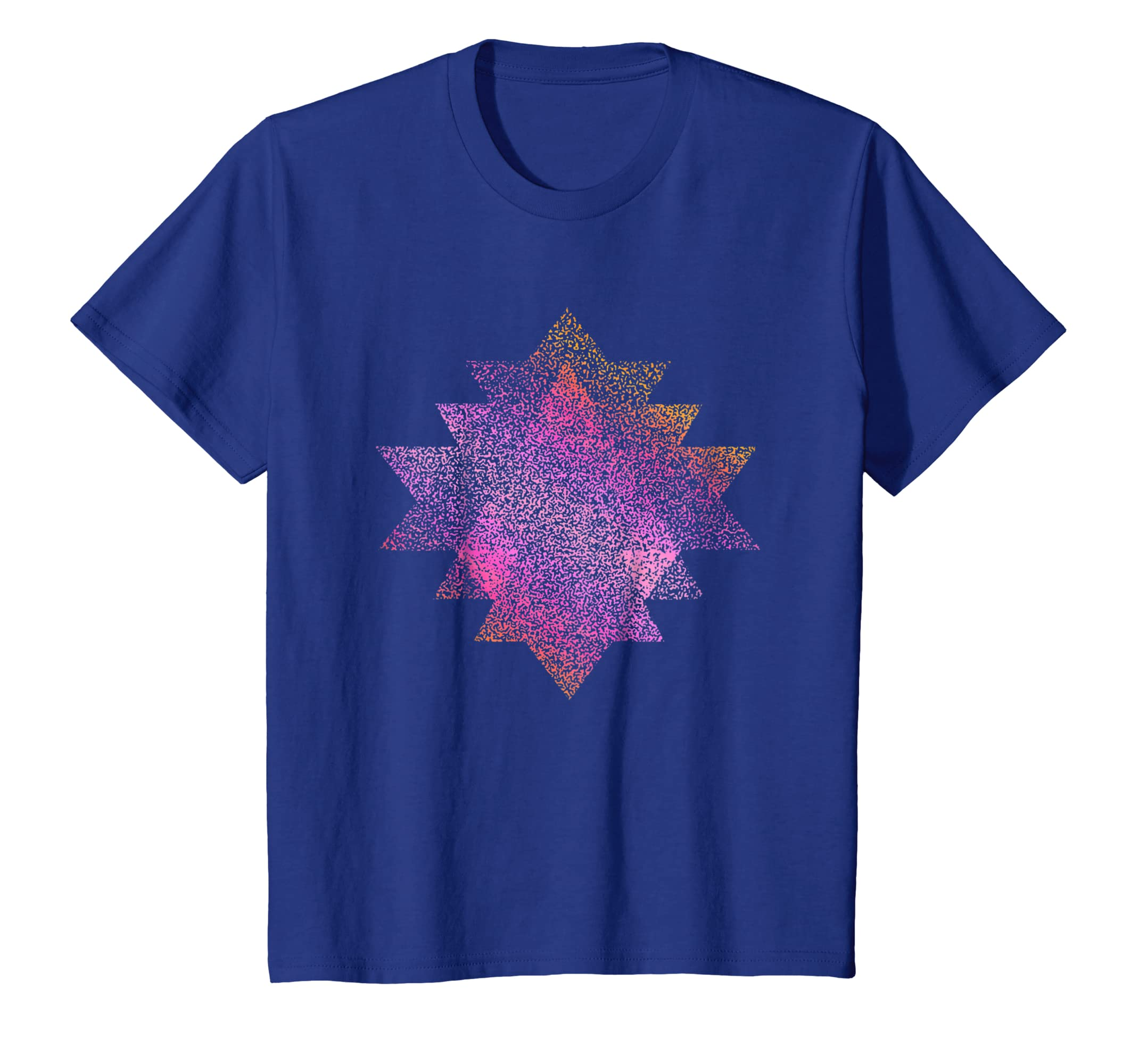Amazon.com: Sri Yantra Yoga Tshirt - Meditation - Pink ...