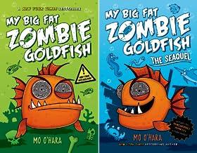 My Big Fat Zombie Goldfish Series (2 Book Series)