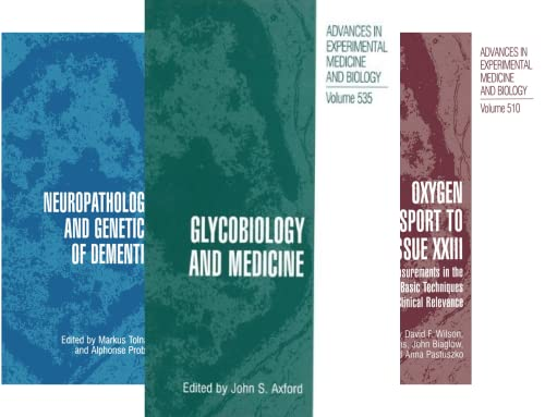Advances in Experimental Medicine and Biology (101-150) (50 Book Series)