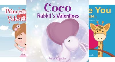 Valentines day books for Kids (10 Book Series)