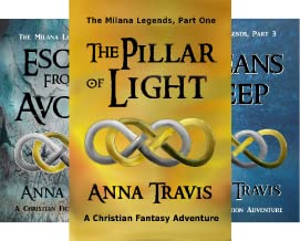 The Milana Legends (4 Book Series)