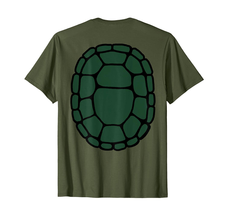 Amazon.com: Tortuga Shell camisa Niños DIY disfraz de ...