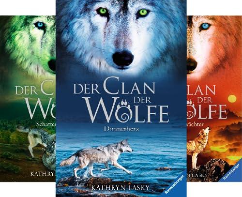 Der Clan Der Wölfe (Reihe in 6 Bänden)