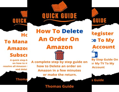 Quick Guide (6 Book Series)