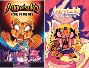 Aggretsuko (2 Book Series)