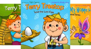 The Terry Treetop Series (6 Book Series)