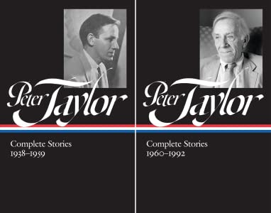Library of America Peter Taylor Edition
