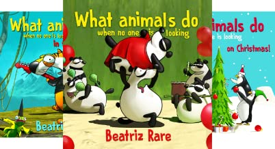 What Animals Do (3 Book Series)