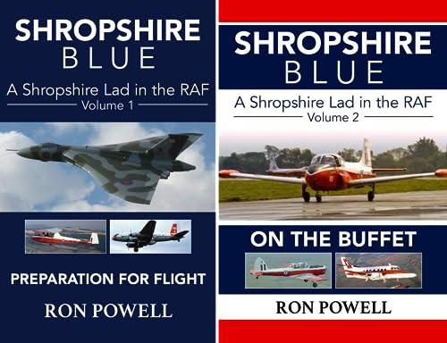Shropshire Blue (2 Book Series)