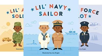 Mini Military (4 Book Series)