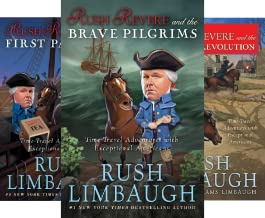 Time-Travel Adventures With Exceptional Americans (5 Book Series)