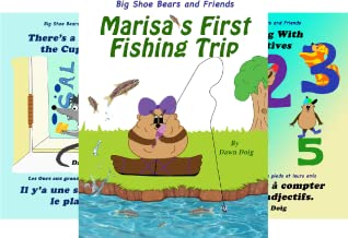 Big Shoe Bears and Friends Adventures (3 Book Series)