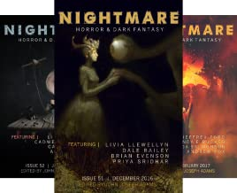 Nightmare Magazine (51-100) (50 Book Series)