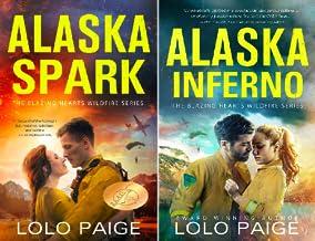 Blazing Hearts Wildfire Series (2 Book Series)
